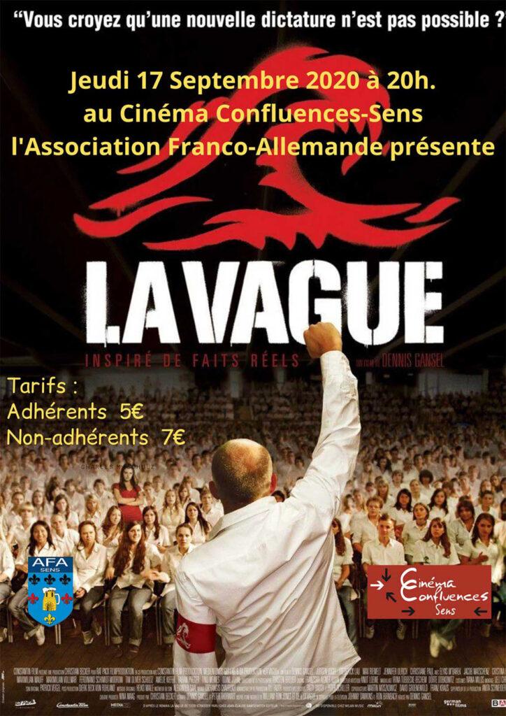 Affiche du film La Vague