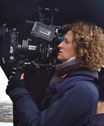 Emmanuelle Collinot, directrice de la photographie